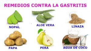 Alivia la gastritis con remedios caseros La gastritis es una condición mucho más común de lo que parece, muchas personas en el mundo tienen que lidiar con