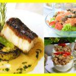 Recetas de pescado y pollo para Diabéticos