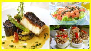 Recetas de pollo y pescado En la dieta de todos, las carnes blancas son mucho más recomendadas que las carnes rojas, esto debido a que contienen menos grasa