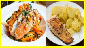 Incluye salmón en tus recetas y cuida de tu salud El salmón es uno de los pescados favoritos en el arte culinario, esto se debe a varios factores, como por