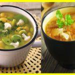 Sopas y Caldos para Diabéticos