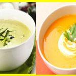 Cremas de verduras para Diabéticos