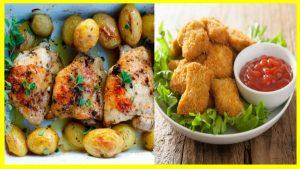 Recetas con pollo Las proteínas forman parte de la pirámide nutricional que debemos cumplir para mantener sano nuestro cuerpo y evitar la aparición de afe