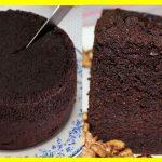Bizcocho de chocolate de cacao para Diabéticos