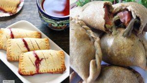 Empanadas de queso y arándanos para diabéticos Las empanadas son muy conocidas a nivel mundial, pues cada cultura las adapta a sus costumbres.En este