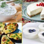 4 recetas con Yogurt para Diabéticos