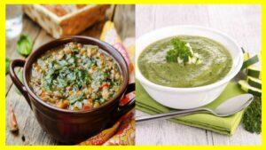Sopas para diabéticos Las sopas son una parte fundamental en nuestra dieta, son nutritivas y equilibradas. Están hechas a base de agua principal
