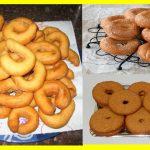 Rosquillas integrales de naranja