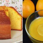 Recetas y Postres con naranja para Diabéticos