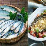 Recetas y dietas con pescados azules