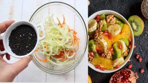 4 recetas con chía La alimentación natural y balanceada es la base para mantenerse sano y poder combatir un gran número de enfermedades, como por ejemplo