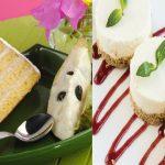 Tarta de queso y guanábana para Diabéticos