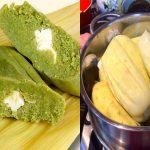 Cómo preparar tamales y humitas para diabéticos