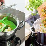 Alimentos mal cocinados ¿Que peligros hay?