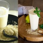 ¿Cómo preparar leche de quinoa?