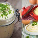La mejores mayonesas caseras para diabéticos