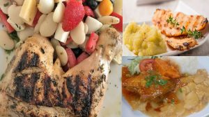 3 almuerzos con pallares y polloHoy les traemos 3 recetas o almuerzos a base de pallares y pollo los cuales alegraran su día y disfrutaran en familia.