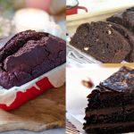 Tarta de chocolate y frutas para Diabéticos