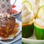 Cupcakes de Jengibre y Frutas para Diabéticos