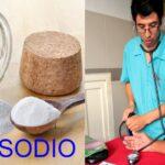 ¿Cuánto sodio puede consumir por día un hipertenso?