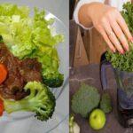Menús para bajar el colesterol Día domingo