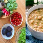 Menús para bajar el colesterol Día miercoles