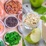 Menús para bajar el colesterol Día viernes