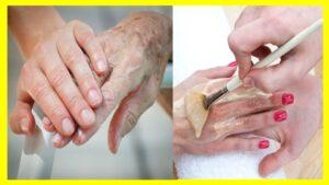 Tratamiento para las manos envejecidas por la diabetes Nadie se salva del proceso de envejecimiento por el que pasa nuestro cuerpo, sobre todo