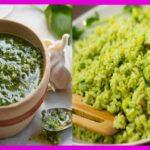 Recetas con perejil y cilantro fáciles de preparar