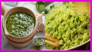 Recetas con perejil y cilantro para Diabéticos Hay ingredientes que sencillamente no puede faltar en ninguna cocina, ya sea por el aporte de