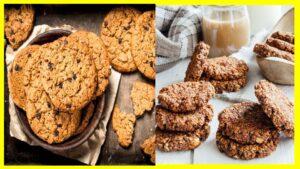 Galletas de avena y frutos secos sin azúcar En todo menú saludable deberían estar incluidos los frutos secos, y es que además de existir una