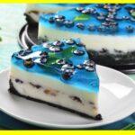 3 Gelatinas de Coco y Mora Para Diabéticos