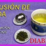 Infusión de ruda para Diabéticos