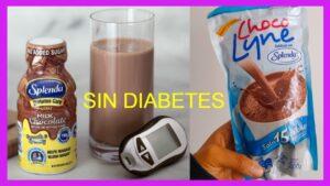 Chocolate con leche SPLENDA para Diabéticos Splenda nos presenta sus chocolates con leche o batidos para personas con diabetes. Es muy delicio